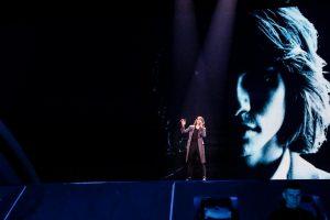 Australia 2nd rehearsal
