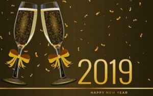 New Year's reception @ ViaVia Mechelen